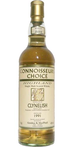 Clynelish 1991 GM