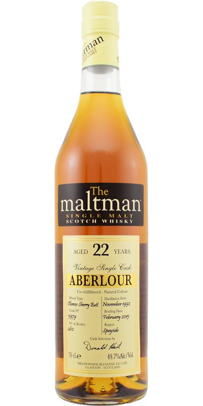 Aberlour 1992 MBl