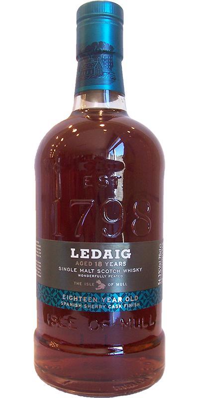 Ledaig 18-year-old