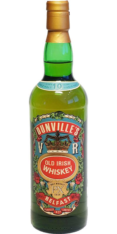 Dunville's 10-year-old