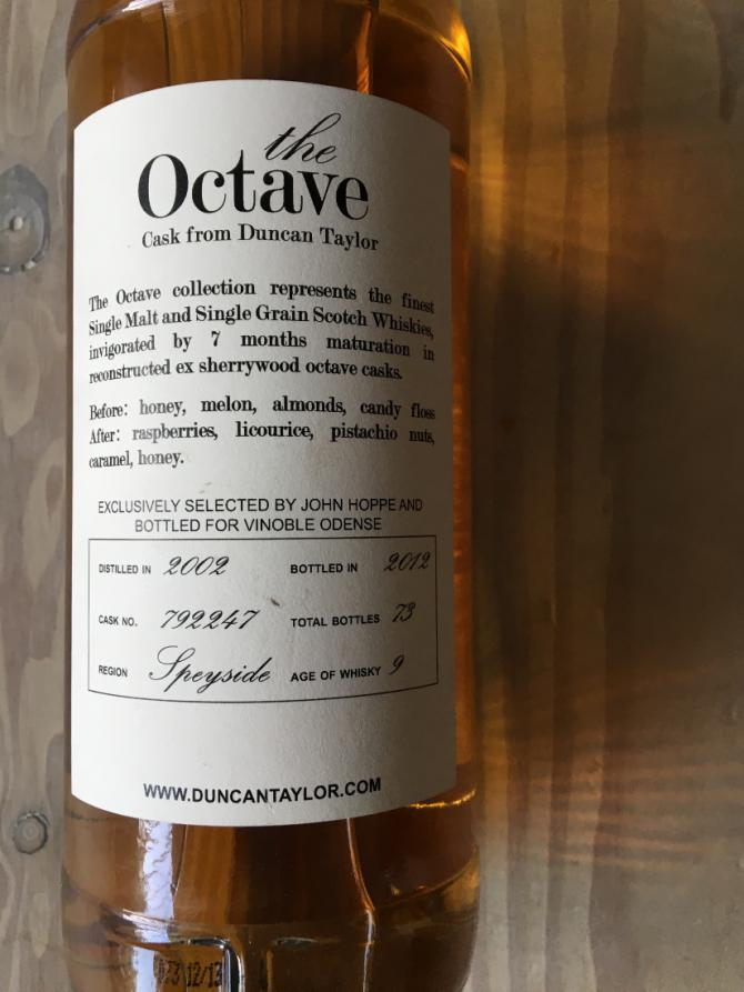 Mortlach 2002 DT