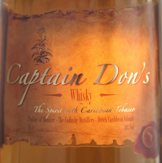 Captain Don's Whisky