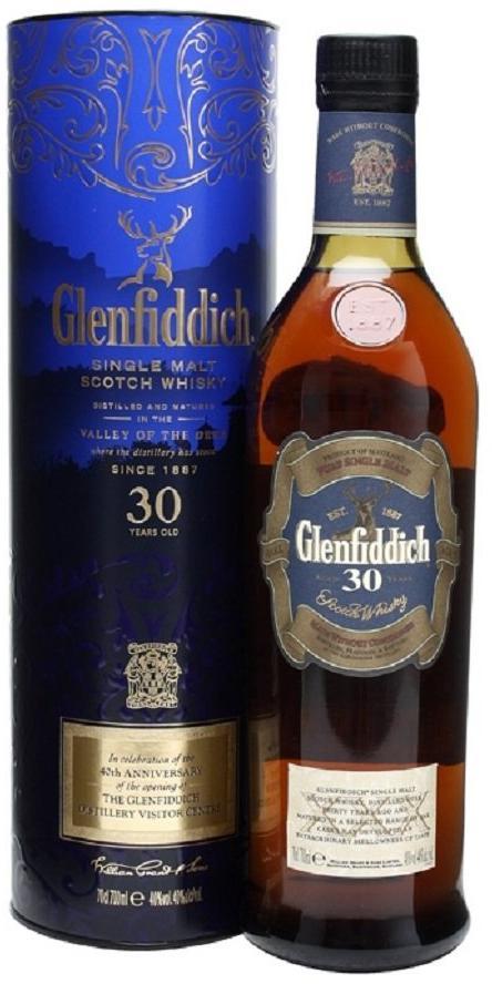Glenfiddich 30-year-old
