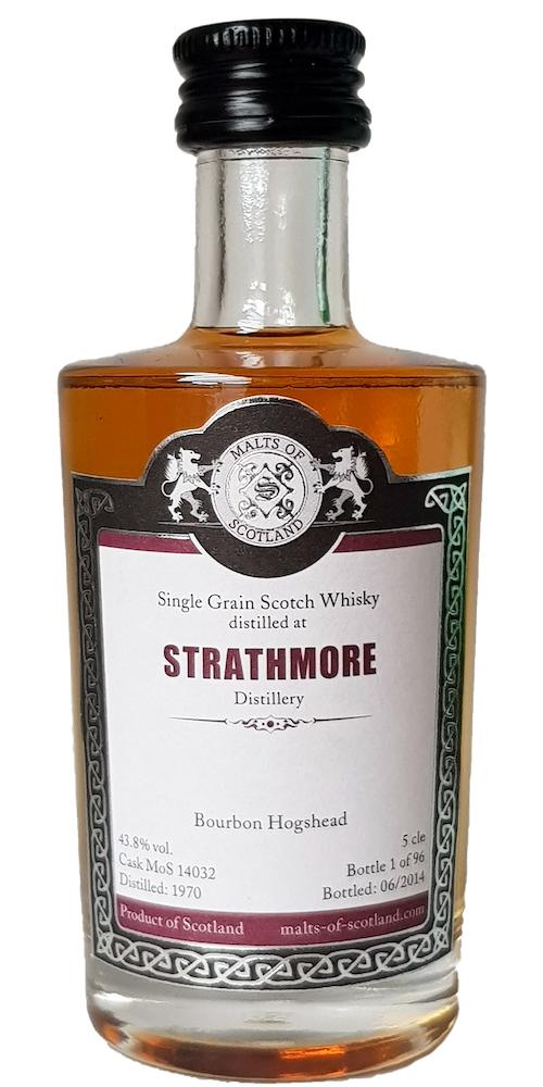 Strathmore 1970 MoS