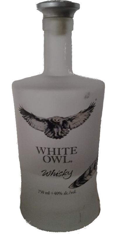 Highwood Distillers White Owl Whisky