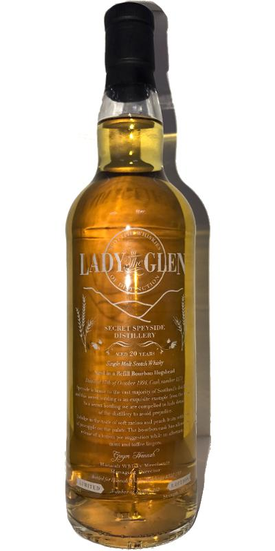 Secret Speyside Distillery 1994 LotG