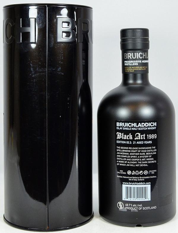 Bruichladdich Black Art 02.2