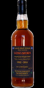 Longmorn 1992 Km