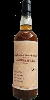 Bunnahabhain 1991 Mamo