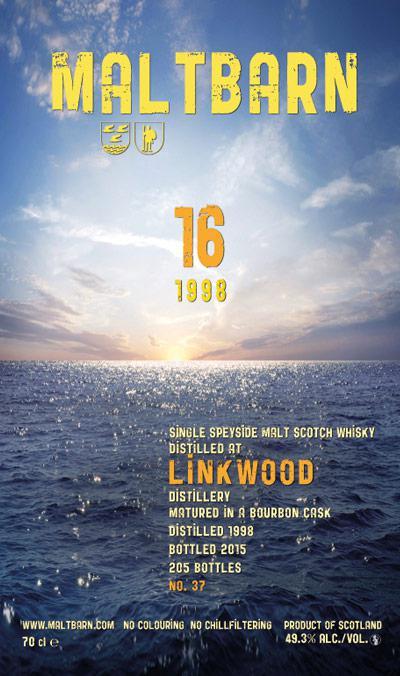 Linkwood 1998 MBa