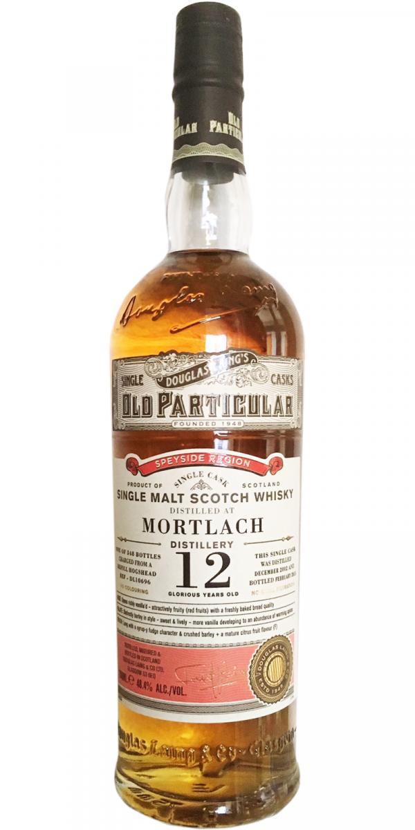 Mortlach 2002 DL
