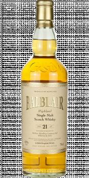 Balblair 21-year-old GM