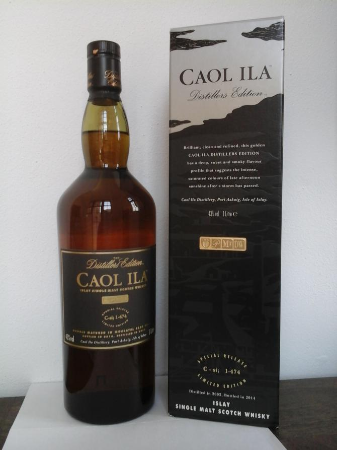 Caol Ila 2002
