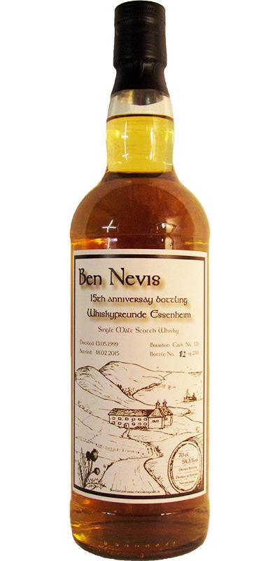 Ben Nevis 1999 TLC