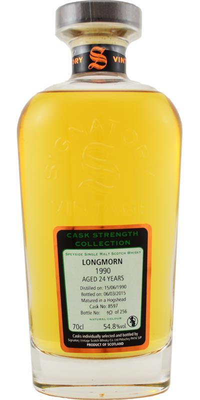 Longmorn 1990 SV