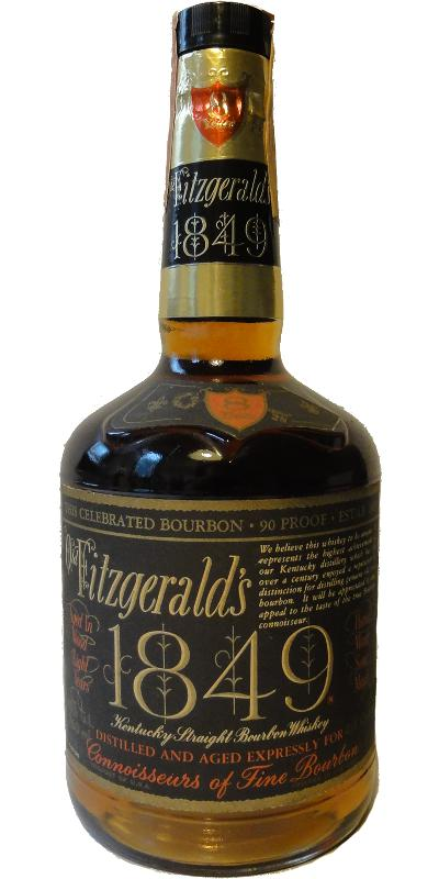 Old Fitzgerald's 1849 08-year-old