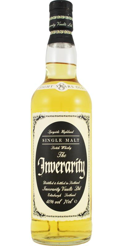 The Inverarity 08-year-old