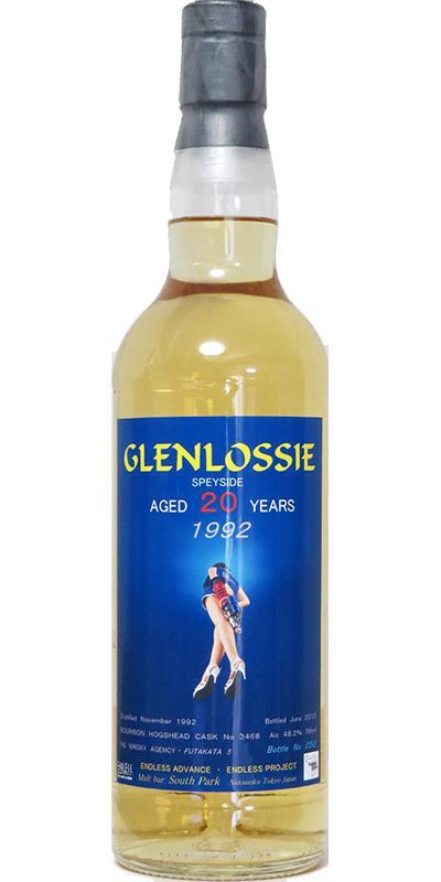Glenlossie 1992 TWA