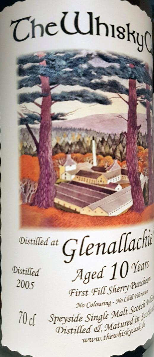 Glenallachie 2005 TWC