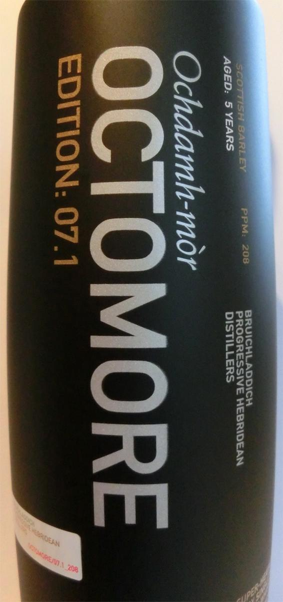 Octomore Edition 07.1 / 208