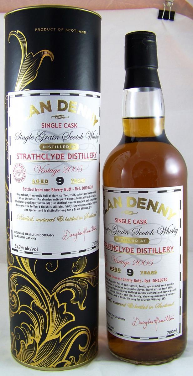 Strathclyde 2005 DH