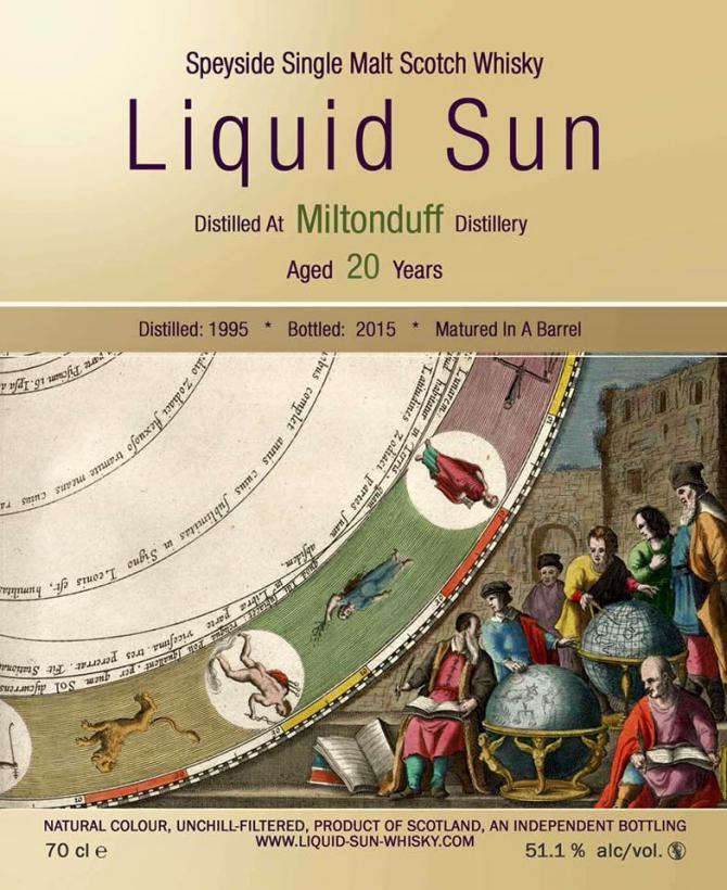 Miltonduff 1995 LS