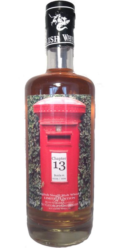 The English Whisky Chapter 13 - Letter Box