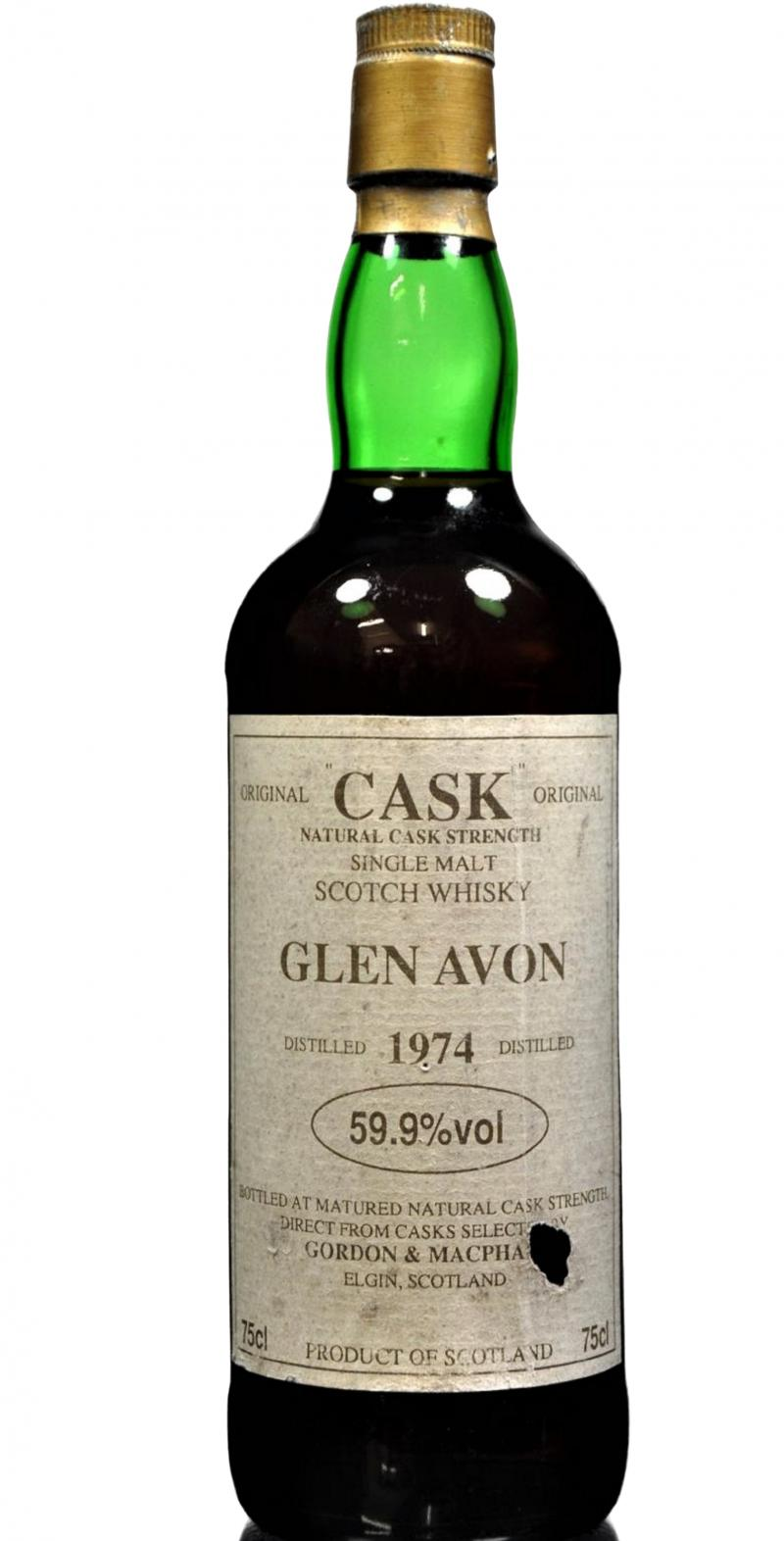 Glen Avon 1974 GM