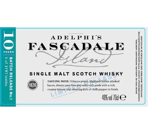 Fascadale Release No. 1 AD