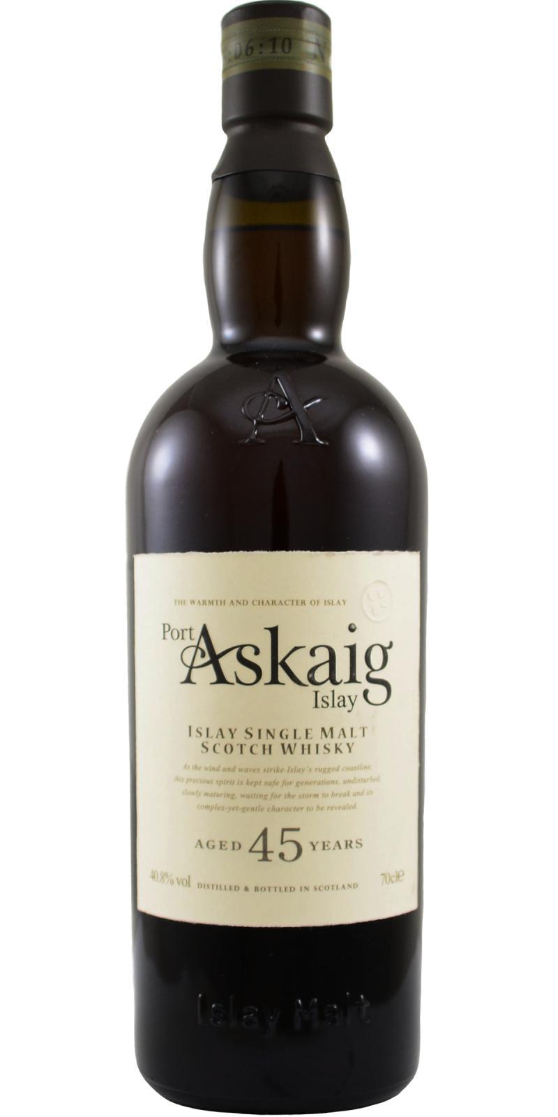 Port Askaig 45-year-old SMS