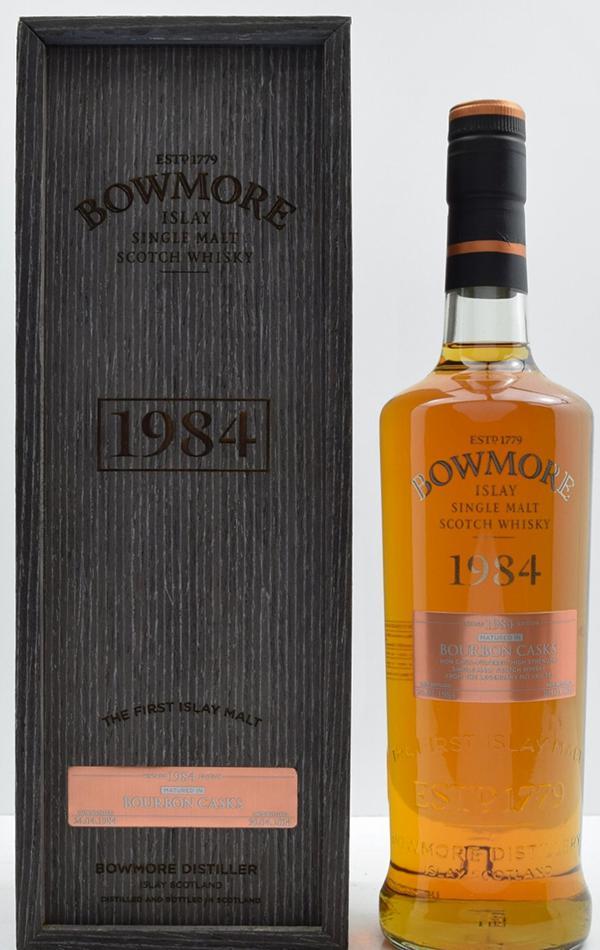 Bowmore 1984 Vintage
