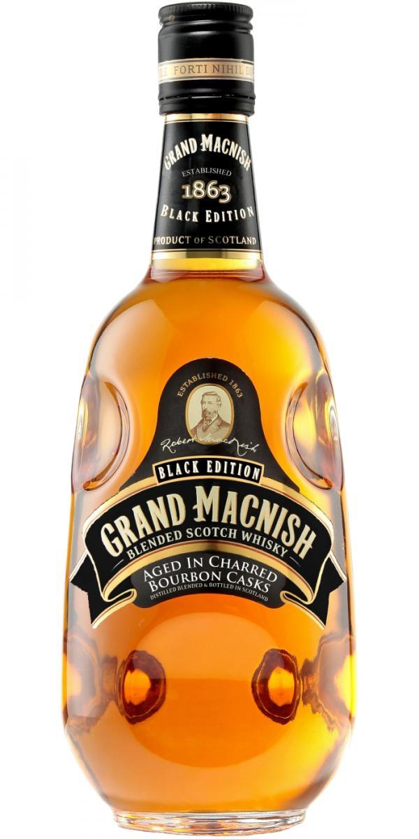 Grand Macnish Black Edition McDI