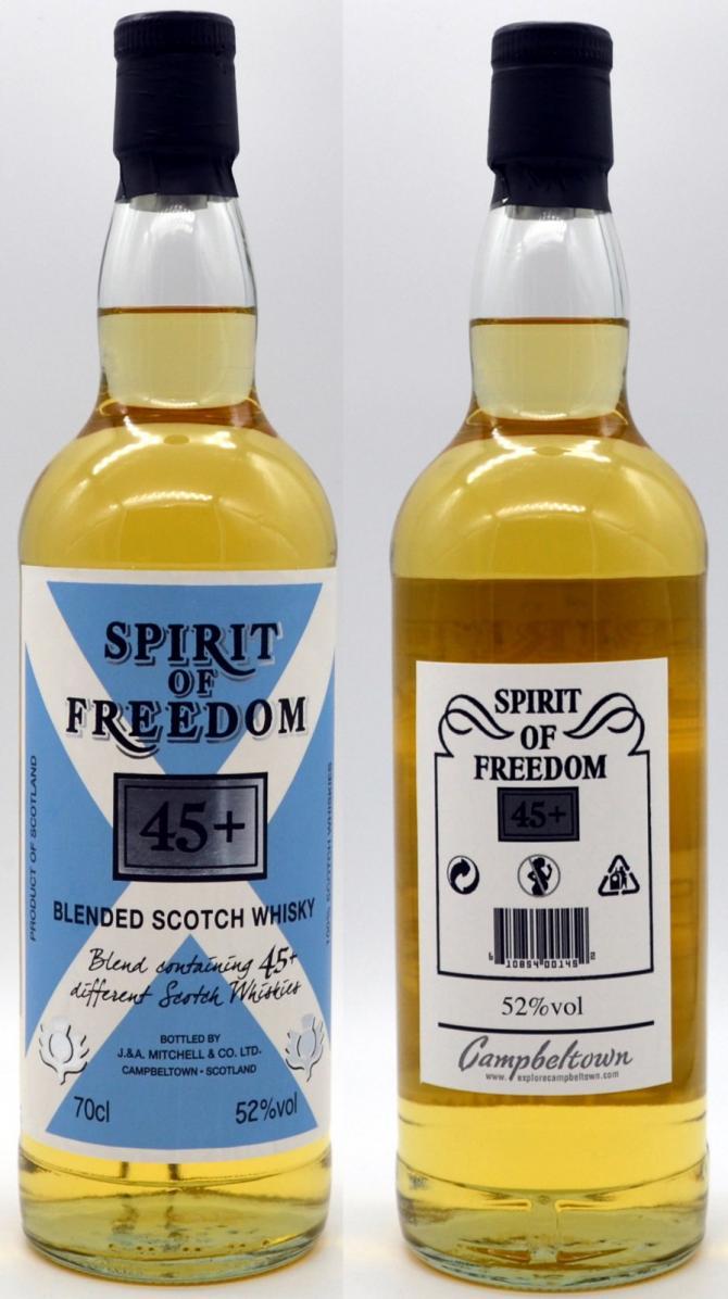 Spirit of Freedom 45+ SpD