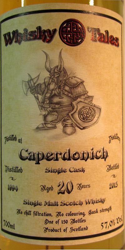 Caperdonich 1994 WT