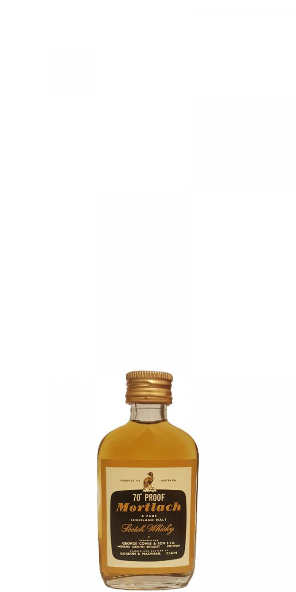 Mortlach 70 proof GM