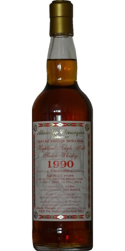 Glenrothes 1990 AC