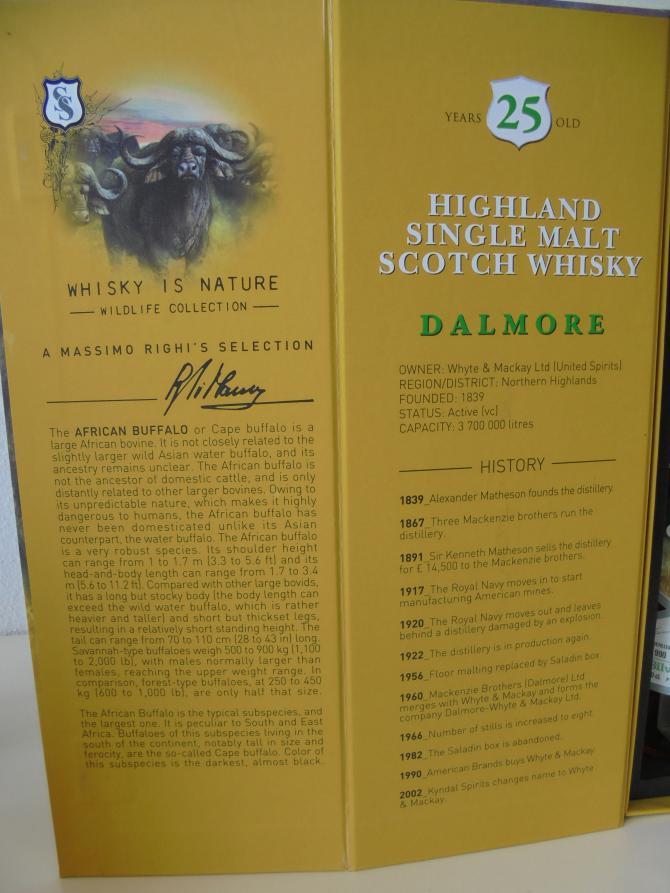 Dalmore 1990 SS