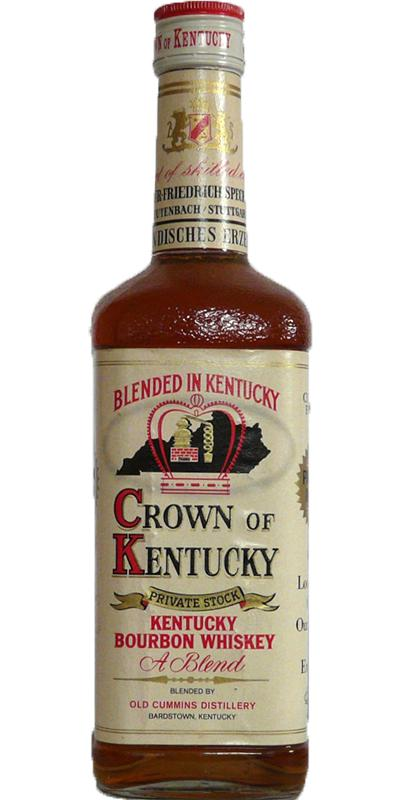 Crown of Kentucky Private Stock