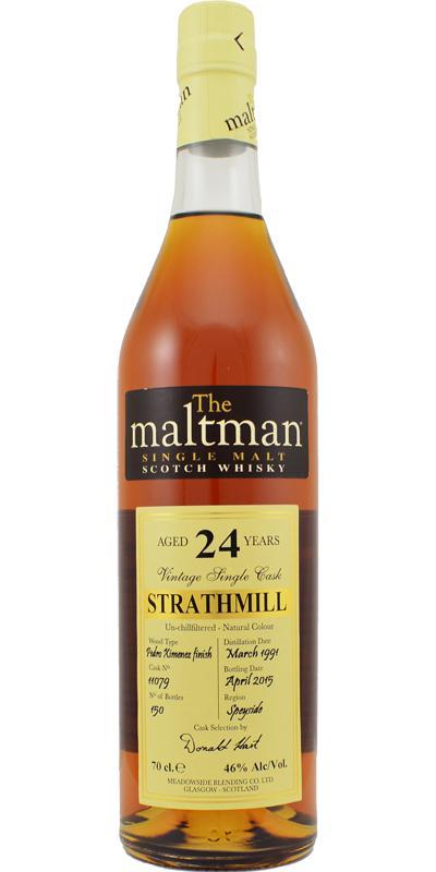 Strathmill 1991 MBl