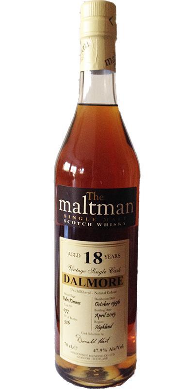 Dalmore 1996 MBl