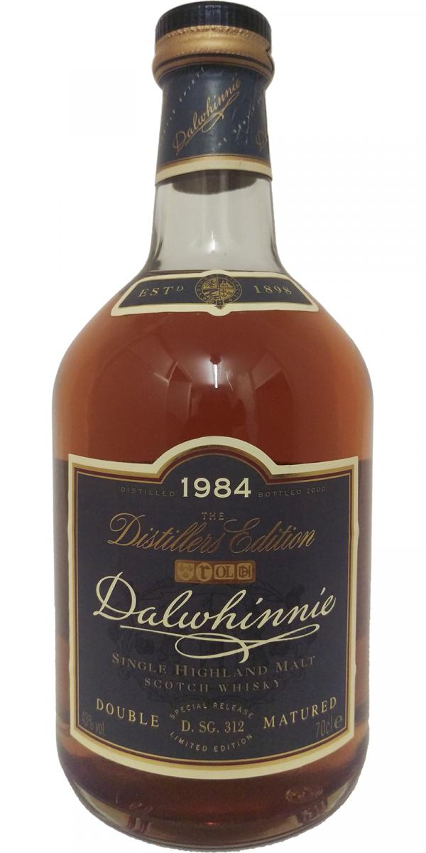 Dalwhinnie 1984