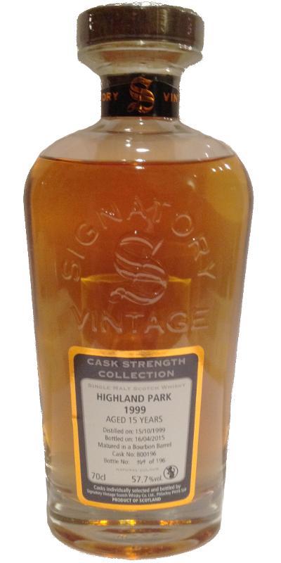 Highland Park 1999 SV