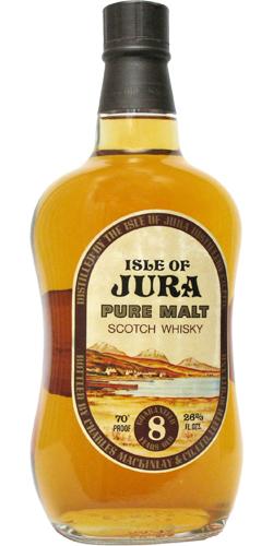 Isle of Jura 08-year-old Pure Malt