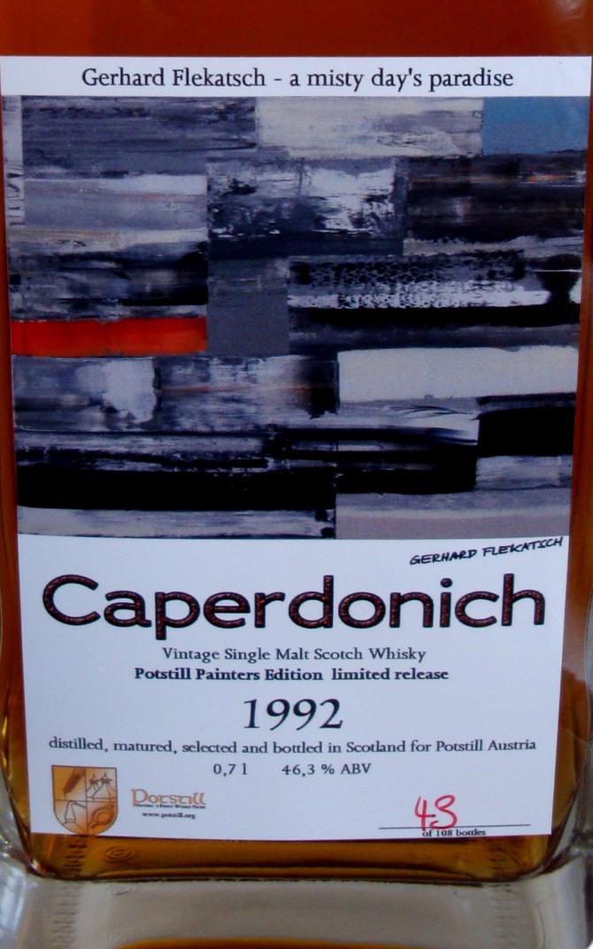 Caperdonich 1992 UD