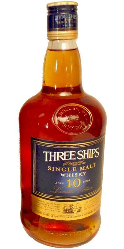 Three Ships 10-year-old