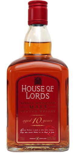 House of Lords 10-year-old