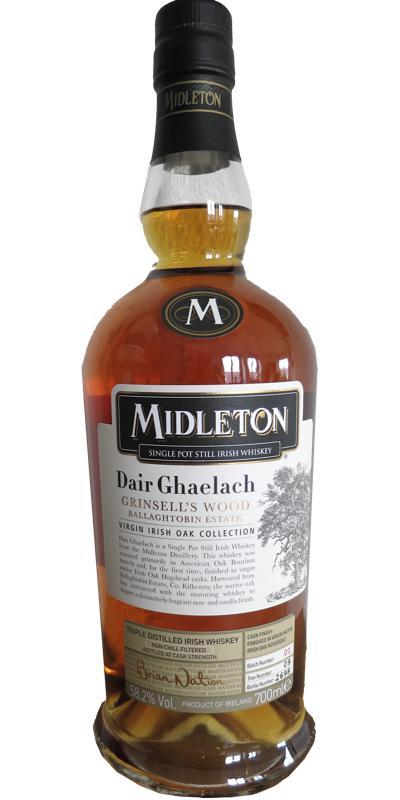 Midleton Dair Ghaelach Tree 9