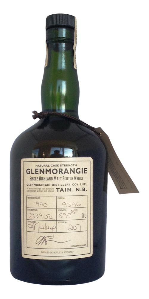 Glenmorangie 1990 Speakeasy