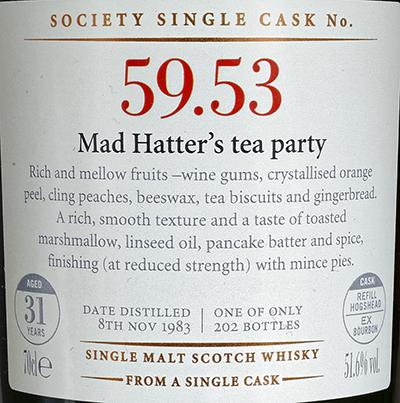 Teaninich 1983 SMWS 59.53