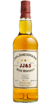 Jameson JJ&S Irish Whiskey